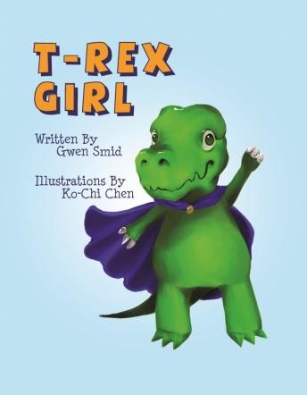 trex girl cover